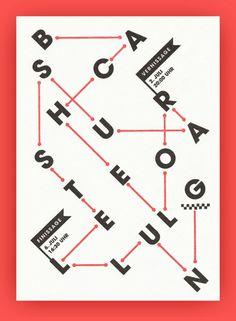SAFARI GRAFIK BUERO / WISHES A LOT OF FUN FOR EVERYONE. #typography #poster