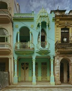 Michael Eastman › Cuba 2010 #cuba #eastman #photography #architecture #2010 #michael