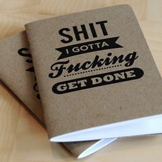 Design Inspiration / I need this! #notepad