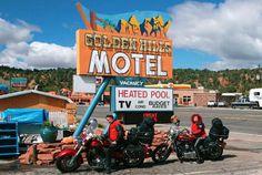 Golden Hills Motel (Utah/Mount Carmel)