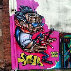 Graffiti. #graffiti #art #street