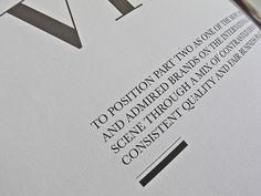 T #typography