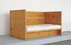 Quiz: Donald Judd, or Cheap Furniture? #donald #design #furniture #art #judd