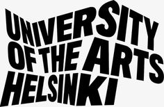 University of the Arts Helsinki | BOND #arts #university #helsinki #bond