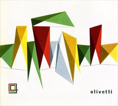 2302578976_77c34bbba4.jpg 497×449 pixels #olivetti #book #cover #colour #vintage #type #paper