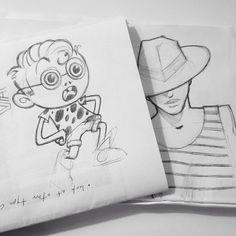 Francisco J Hernandez / Portfolio #fashion #cartoon #illustration #gentleman