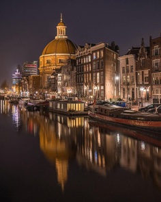 Spectacular Cityscape Photography by Tristan Lavender
