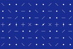 Racé by Studio Weidemüller #shapes #pattern #graphic design