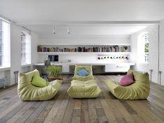 Bermondsey Loft in London by FORM Studio