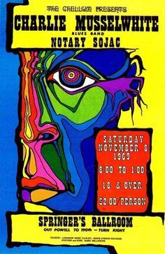 Charlie-Muss-Face.jpg 960×1,482 pixels #charlie #musselwhite #poster #music #blues