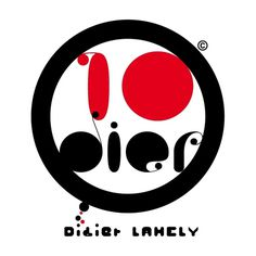 identity on the Behance Network #circle #logotype #red #black #logo #didierlahely