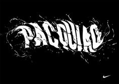 Nike Pacquiao Logo – Ilovedust – Illustrators & Artists Agents – Début Art #pacquiao