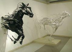 Sayaka Ganz - Fort Wayne, IN Artist - Sculptors - Artistaday.com