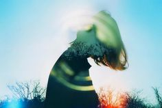 Photography by Li Hui (1) #person #sun #photography #light
