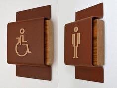 Wayfinding | Signage | Sign | Design | 玛格丽特岛卫生间环境指示标识