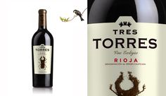 TRES TORRES. SPANISH WINE DESIGN.