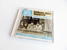 I Want Need Love You: Garage Beat Nuggets CD Cover