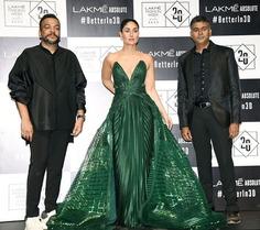 Kareena Kapoor Khan for Amit Aggarwal at lakme fashion week 2020 day 5