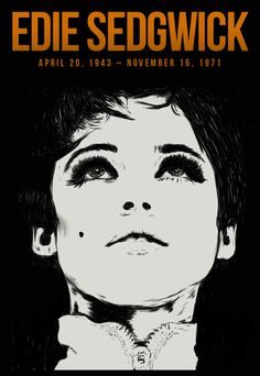 Edie Sedgwick by ~madmonsters on deviantART #edie #girl #andywarhol #warhol #edgwick