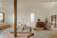 Harrison St. House by Ryan Leidner Architecture