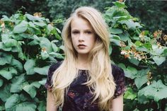Art Sponge I Inspirational Visual Art #glamorous #lydia #photography #blonde #portrait #greenaway