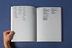 CCRZ - elenco dei progetti #grid #layout #typo #index #swiss