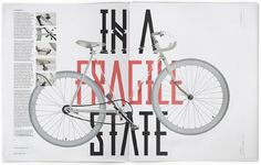 Collected Visuals #print #bike