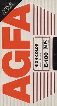 VHS Case #tape #vhs #case #vintage #80s