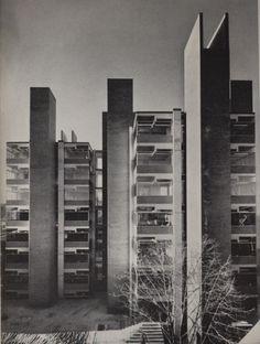 Richards Medical Research Lab. #kahn #architecture #louis #facades