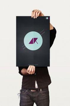 Alessandro Risso #minimal #poster