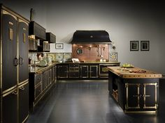 Medici Palace kitchen by Officine Gullo (4) - www.homeworlddesign.com #kitchen #italy