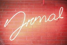 Mariana Garcia — Photographer #sign #nrmal #pink #studio #monterrey #neon