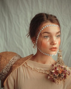 Charming Lifestyle and Beauty Portraits by Lilya Kunitskaya