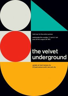 velvet_underground.jpg (716×1008) #international #swiss #typographic #minimal #style