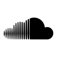 See more icon inspiration related to soundcloud, social media, logo, logos, logotype and social network on Flaticon.
