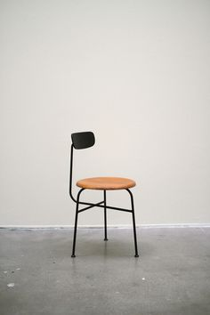 Afteroom Chair | Stilsucht #interior #steel #frame #chair #design #wood #furniture