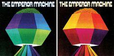 – The Emperor Machine Alternative Covers