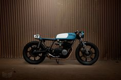 GasCap Motor\'s Blog: Yamaha XS750 by Ugly Motorbikes on Sale!