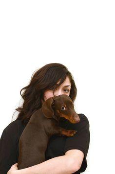 Kyle Gabouer Photo #wiener #babe #dachshund