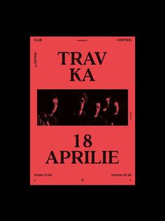 travka #event #design #poster #music #typography
