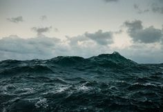 Artist: Corey Arnold, Title: The North Sea, 2011 click for larger image #photography #ocean #corey arnold
