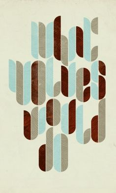 Typeverything.com -Â Lettering by Richard Perez... - Typeverything #lettering #poster #typography