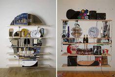 Google Image Result for http://1.bp.blogspot.com/ 3cNsFl2dhvM/Tl Q7dSO7AI/AAAAAAAABgs/nGy6LepE934/s1600/skullbookself.jpg #shelves #interiors #skulls