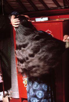 """barcarole: """" Ulan Bator, Mongolia, 1990. Photo by Gueorgui Pinkhassov. """""""