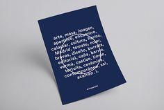 el imparcial. by Xavi Martinez #print #graphic design #poster #typography