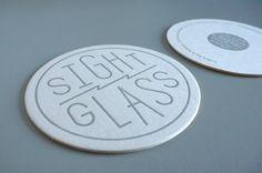 All sizes | Beermat v2 Metallic | Flickr - Photo Sharing! #identity #coaster