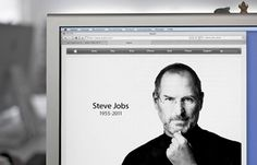 Thank you Steve Jobs, for Your Inspiration #steve #apple #design #de #jobs