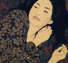Ikenaga Yasunari « PICDIT #painting #colour #art