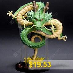 Creative #Dragon #Model #Ornament #Gift #for #Kids #- #GREEN