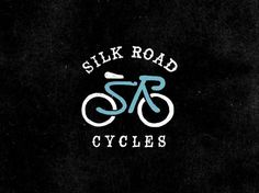 Silk Road Cycles Jon Contino, Alphastructaesthetitologist #lettering #cycles #bicycle #sign #black #road #wood #handmade #bike #silk #brooklyn